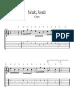 Saludo Saludo Cuatro PDF