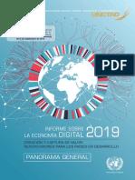 Informe Sobre La Economía Digital 2019