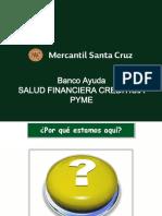 Banco Ayuda - Salud Financiera Crediticia PyME