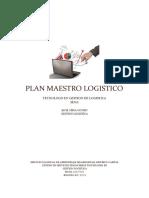 Plantilla Plan Maestro Logistico