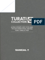 Sancal Catalogo Turati Collection