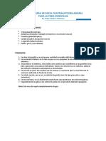 Receta Casera de Pasta Cicatrizante (Selladora) Para Las Podas de Bonsay - Felipe Caballero M.