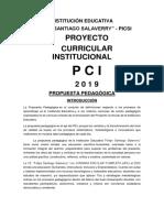 PCI 2019