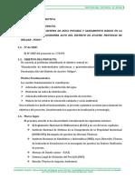 Resumen Ejecutivo Pacobamba Alto Ultimo