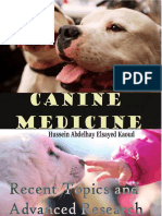 Canine Medicine - Recent Topics and Advanced Research