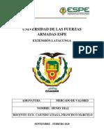 Oferta Pública(Op) y Oferta Pública de Adquisición (Opa)