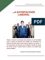 Satisfaccion Laboral PDF