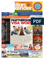 The Indian Weekender 25 October 2019 (Volume 11 Issue 32)