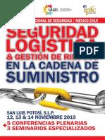 Seguridad Logística & Cadena de Suministro - SLP 2019 - Patrocinadores