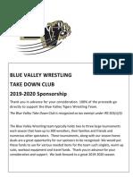 bv takedown club sponsor