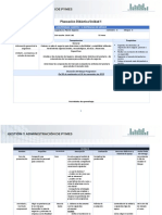 Planeación Didáctica Plan de Negocios Bloque 2-Octubre 2019