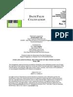 Date Palm Cultivation FAO