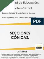 Clase 03 19-08-2019 -Conicas-