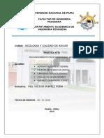 Ecologia y Calidad de Agua Infome 1-1 (1)