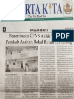Penerimaan CPNS Asahan Tahun 2019
