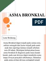 PPT Asma Bronkial