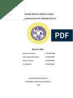 Analisa kasus HPL