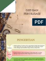 Gizi Dan Fertilisasi