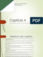 Cap 4 - Tecnicas de Mantenimiento Condicional - Reyes Guerrero-mendoza Requejo
