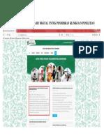 Bukti Capture Library Digital Pendidikan Klinik Dan Penelitian