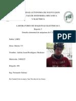Reporte 5 Maquinas Electricas 1