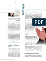 M4 Relación Entre Cultura y Liderazgo Organizacional
