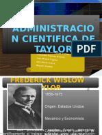Admin is Trac Ion Cientifica de Taylor