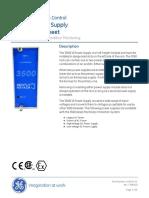 3500_15 Power Supply