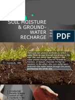 3. Soil Moisture and Ground-Water Recharge 1