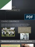 CENTRO GERIATRICO
