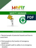 Safety Signage (2)
