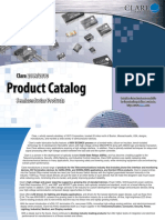 Clare Semiconductor Products