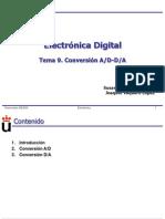 TEMA 9 Conversion AD DA