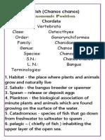 Culture of Milkfish-tarpapel