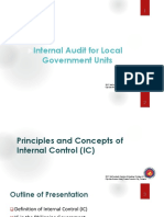 Local Government Internal Audit