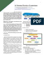 Estructura Del Sistema Electrico Ecuatoriano - Copia