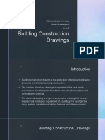 Building Construction Drawings - Std Ver