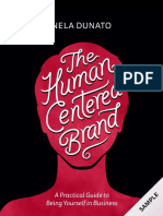 Human Centered Brand Sample