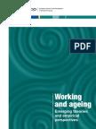 Oud worden en werken- studie van het European Centre for the Development of Vocational Training (CEDEFOP)