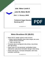 Bab 6 BLDC Motor