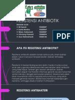 18593_29836_Kelompok 2 - Resistensi Antibiotik - PPT.pptx