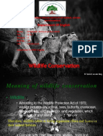 Wildlifeconservationsuryanshsinghppt 140714000450 Phpapp02 Pages Deleted Converted