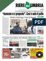 Rassegna stampa dell'Umbria 25 ottobre 2019 UjTV News24 LIVE