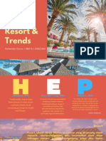 Resort & Trends