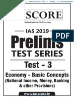 03 GS Score Prelims 2019