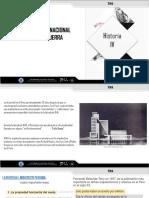 Arquitectura Nacional de La Posguerra Y Unidad Vecinal - Perú