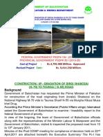 Dirgi Shabozai Presentation Senate