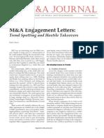 Engagement Letters