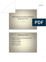 Entering the Foundry Industrial Revolution 4.0