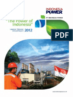 Annual Report Pt Indonesia Power 2012